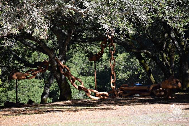 Wood Chains